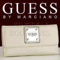 Newest Brand Guess Ladies Wallet Purse Phantasm Oyster Slg Usa Photo