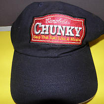 Nfl Campbell's Chunky Soup Label Hat Nwot Photo