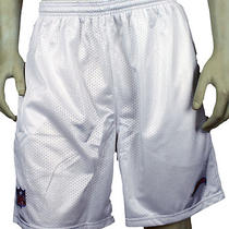 Nfl San Diego Chargers Coaches Mesh Shorts White  Size 4xl Photo