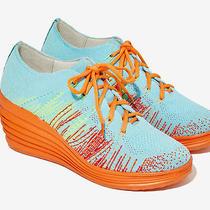 Nib 130 Jeffrey Campbell Inferma Knit Sneaker (Us 7.5) Photo