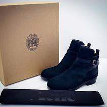 Nib Acne Studios Black Ponyhair Clover Ankle Booties Eu 39 Us 9 Shoes Boots Photo
