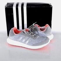 Nib Adidas Element Refresh Running Shoes Women's 6 Med Grey/silver S78615 New Photo