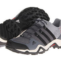 Nib Adidas Outdoor Ax 2 Men's Outdoor Trail Hiking Shoes Black Grey Size 10.5 Photo