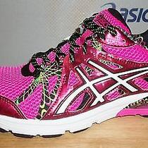 Nib Asics Gel-Preleus Womens Running Shoes New Us 8.5 /eu 40  Hot Pink /white  Photo
