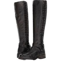 Nib Bed Stu Knee High Corset Boots 7 Lace Up 400 Frye Ugg Photo
