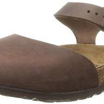 Nib Birkenstock Messina Sandal Shoes Brown Size Women 41/10-10.5 Ship Today  Photo