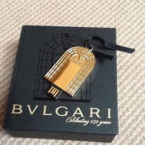 Nib Bulgari Bvlgari Pendant Jewel Usb Flash Drive 1gb Flash Drive Usb Memory Photo