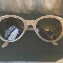 Nib Bvlgari Beige Sunglasses  Photo