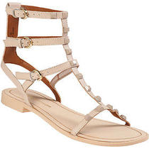 Nib Gorgeous Rebecca Minkoff Studded Blush Georgina Gladiator Sandals  9.5 Photo