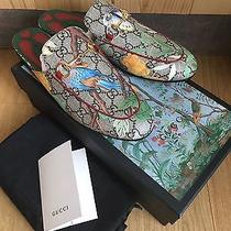 Nib Gucci Princetown Tian Loafers/slippers/slides Shoes It 38.5 but Fits It 38 Photo