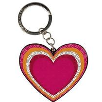 Nib Jonathan Adler Stationery & Gift Keychain Large Heart (Enamel) Key Ring  Photo