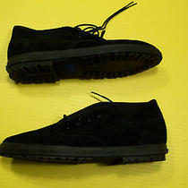 Nib Keds Black Suede Ankle Boots Size 8.5 M Womens Photo