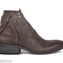 Nib Ld Tuttle the Prize Leather Ankle Boots Haze Gray Size 39 9 Free Shipping Photo
