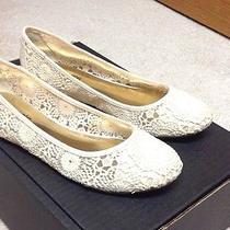Nib New Chico's Vesta Blush Ballet Flats Shoes Size 6 Photo