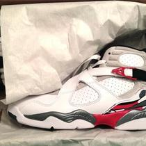 Nib Nike Air Jordan Retro 8 Bugs Bunny Boys Size 6 6y Gs Aqua Playoff Photo