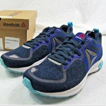 Nib Reebok One Distance 2.0 Running Shoes New in Box Size 6.5 Blue Trainers Photo