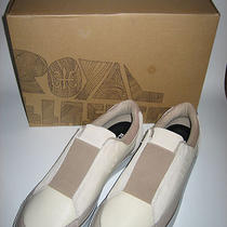 Nib Royal Elastics 'King' Parchment/lttaupe/fossil Shoes Men Sz Us 12 / Eu 46 Photo