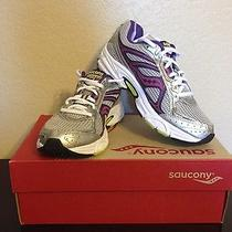 Nib Saucony Women's Medium 7.5 7 1/2 Running Cross Training Nylon & Rubber Photo
