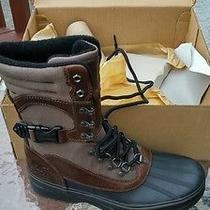 Nib Sorel Kitchener Conquest Mens Winter Boots Msrp 200.00 Photo