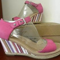 Nib Ugg Australia Attasha  Wedge Summer Sandals Sz 8.5  Photo