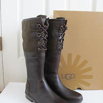 Nib Ugg Australia Elsa Waterproof Snow Boot Photo