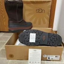 Nib Ugg Australia Pueblo Leather Bootschestnut Sz13 Photo