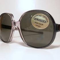 Nib Vintage Sunglasses A/o American Optical Sunvogues Daystar True Color Cn178t Photo