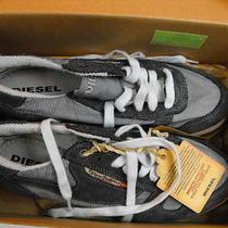 Nib Women's Diesel Sneakers / Casual Shesoft W Grey Shoes /  Size 7 New in Box Photo