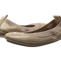 Nib Yosi Samra Kids Sammie Ballet Flat Blush Patent Leather Size 4 (Youth) Photo