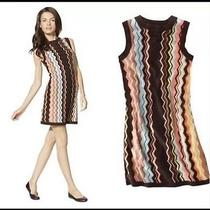Nice Dress Nwt Missoni for Target Women's Zig Zag Sweater Size M Medium Photo