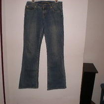Nice Express Jeans 5/6 Long Gently Worn Photo