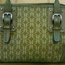 Nice Green Fossil Handbag Photo