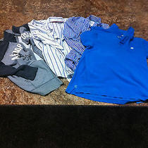 Nice Lot of  Large Aeropostale Dress Shirts Polo and Jacket Large Hoodie Aero Photo