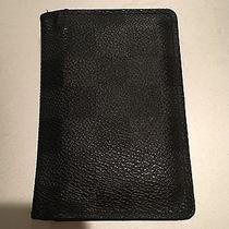 Nice Louis Vuitton Damier Graphite Pocket Organiser Photo