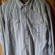 Nice Men's Billabong Button Down Long Sleeve Shirt  - Size Medium Free Shipping Photo