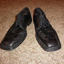 Nice Skechers Wingtip Toe Style Dress Oxfords Shoes 11m 11 M Used Photo