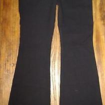 Nice the Limited Ponte Stretch Dress Pants 10 Black Photo