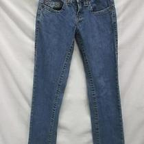 Nice True Religion Bobby Medium Wash Denim Blue Jeans Seat 28 Row 33 Photo