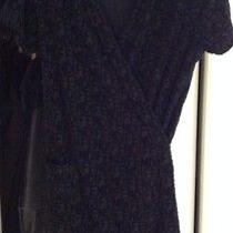 Nice Vintage Black Fendi Wrap Around Dress Photo
