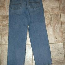 Nice  Vtg Tommy Bahama Mens Blue Jeans Size 34 X 30 Classic Denim Photo