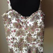 Nicole by Nicole Miller Corset Top Size 4 Photo