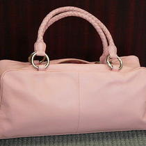 Nicole Miller Collection Salmon Handbag Photo
