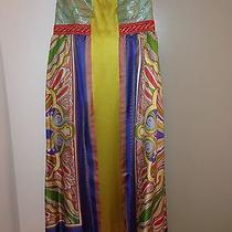 Nicole Miller Collection Silk Dress Photo