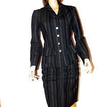 Nicole Miller Collection Skirt Suit Photo