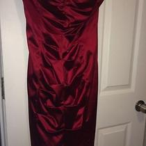 Nicole Miller Collection Strapless Dress Photo