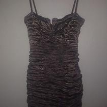 Nicole Miller Metallic Dress Photo