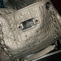 Nicole Miller  Metallic Handbag Photo