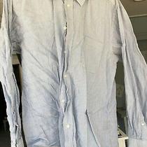 Nicole Miller New York Dress Shirt Men's Large 16 1/2 34/35 Photo