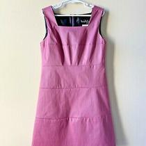 Nicole Miller Ny City - Girl's Dress - Pink Color -  Size 10 Years Old Photo