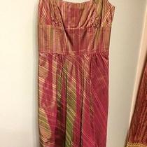 Nicole Miller Silk Taffeta Dress 4 Photo